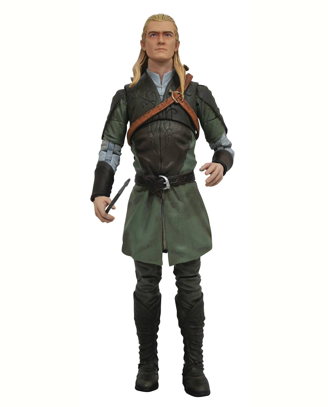 "Lord of the Rings 7"" Action Figure: Series 1 - Legolas"