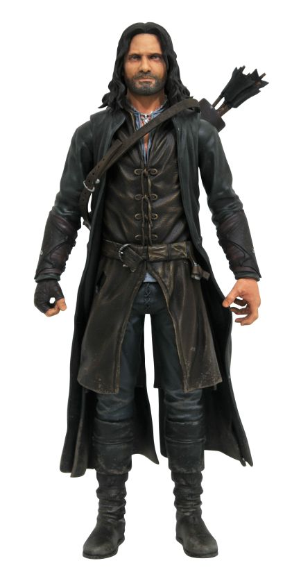 "[Per-Order] Lord of the Rings 7"" Action Figure: Series 3 - Aragorn"