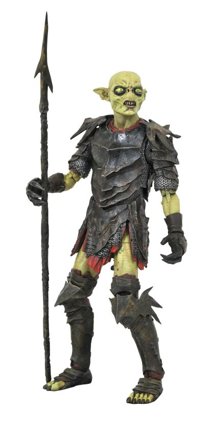 "[Per-Order] Lord of the Rings 7"" Action Figure: Series 3 - Moria Orc"