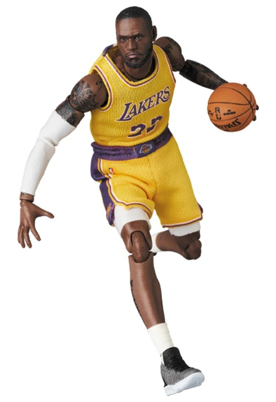 [Pre-Order] MAFEX - L.A Lakers LeBron James