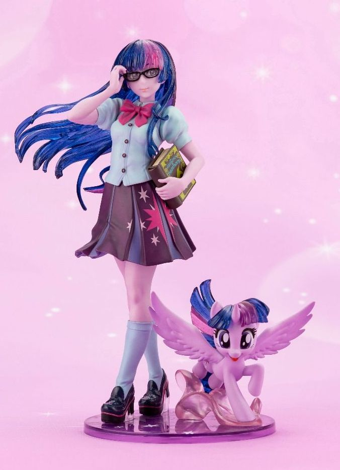 Bishoujo X My Little Pony - Twilight Sparkle Limited Edition