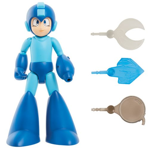 Mega Man Classic Deluxe Action Figure - Click Image to Close