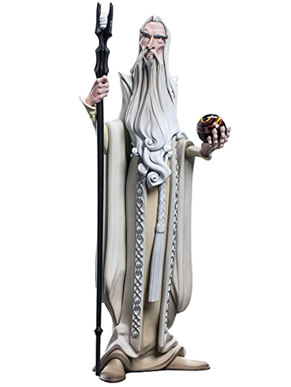 Mini Epic: Lord of the Rings - Saruman Vinyl Figure