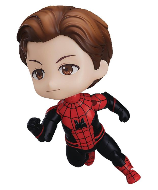 Nendoroid: Far from Home Spider-Man #1280DX - Spider-Man Deluxe Ver.