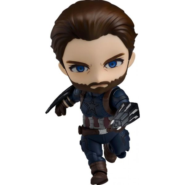 Nendoroid: Marvel Infinity War #923-DX - Captain America Infinity Edition Deluxe Ver.