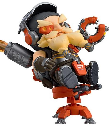 Nendoroid: Overwatch #1017 - Torbjrn Classic Skin Edition
