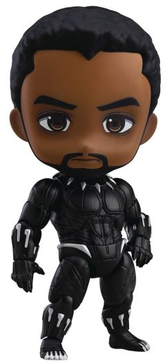 Nendoroid: Marvel Infinity War #955-DX - Black Panther Infinity Edition Deluxe Ver.
