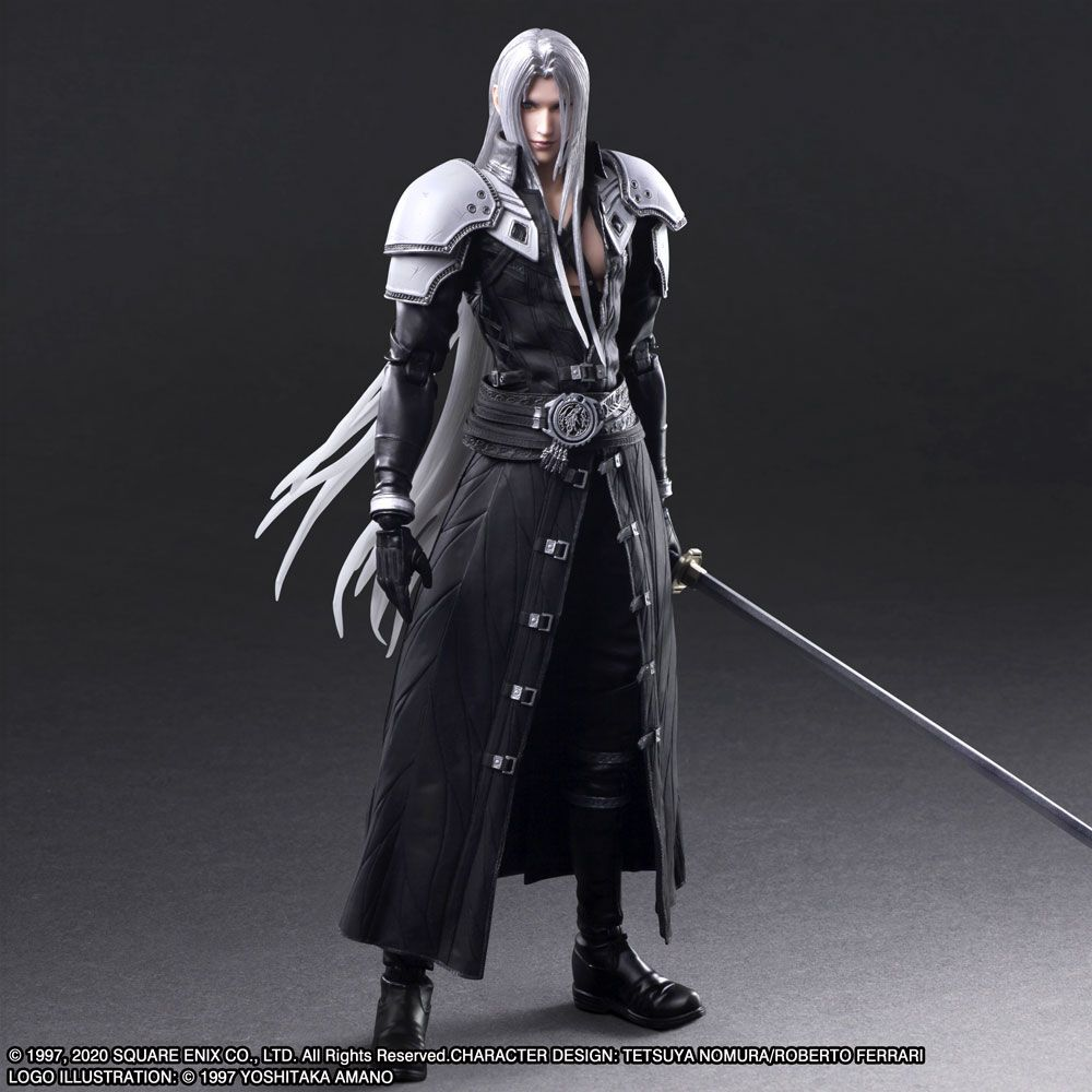 [Pre-Order] Play Arts -Kai- Final Fantasy VII Remake - Sephiroth