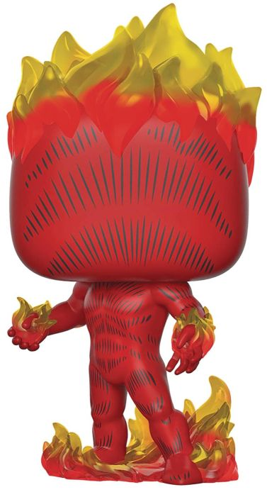 POP! Marvel 80 Years Human Torch (First Appearance)