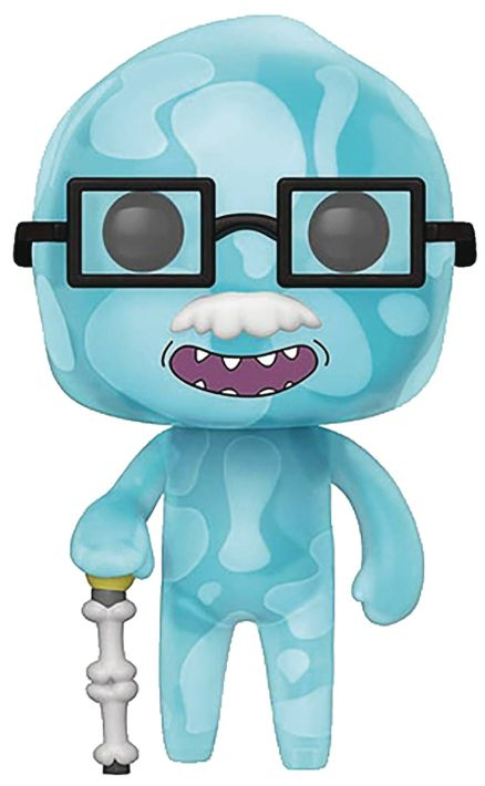 POP! Animation: Rick and Morty - Dr. Xenon Bloom (Glow in the Dark)