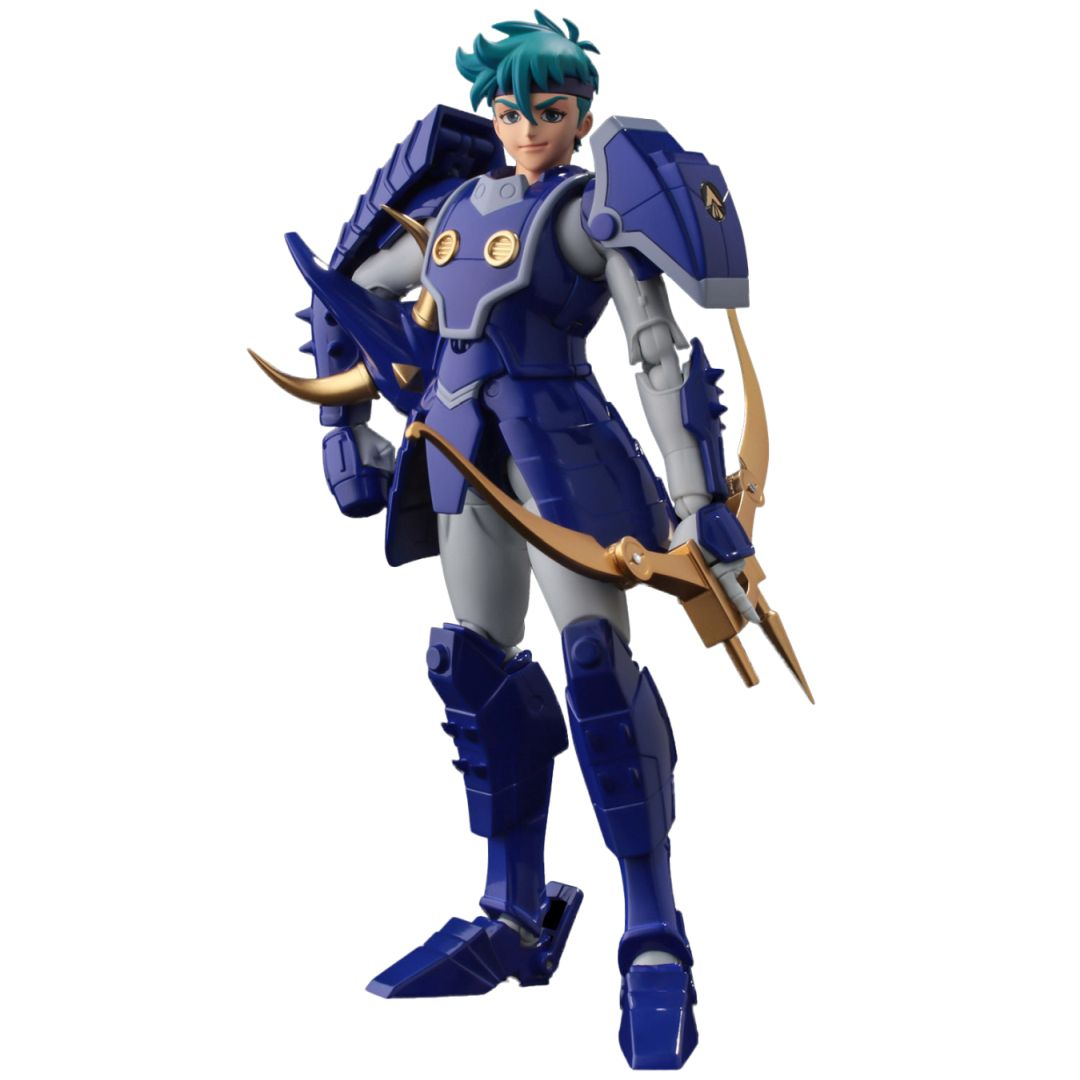 [Pre-Order] Ronin Warriors - Rowen of the Strata 1/12 Action Figure