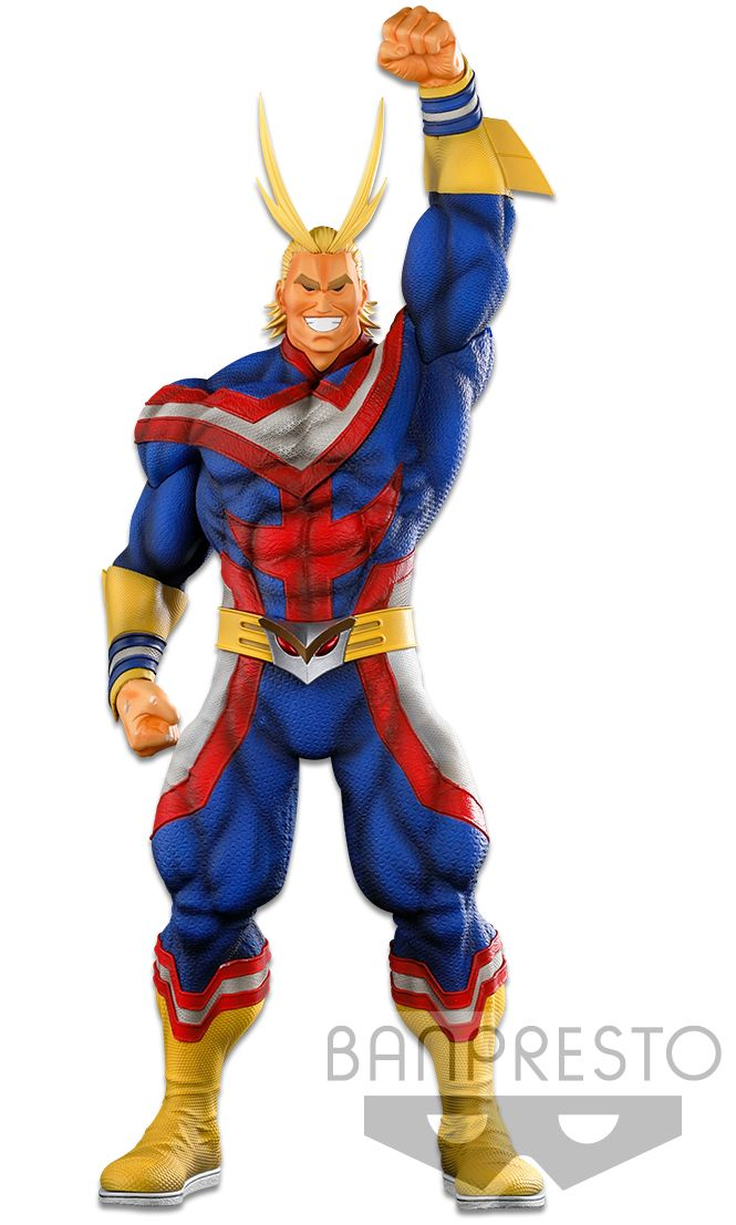 [Pre-Order] World Figure Colosseum Modeling Academy - MHA SMSP All Might (The Brush)