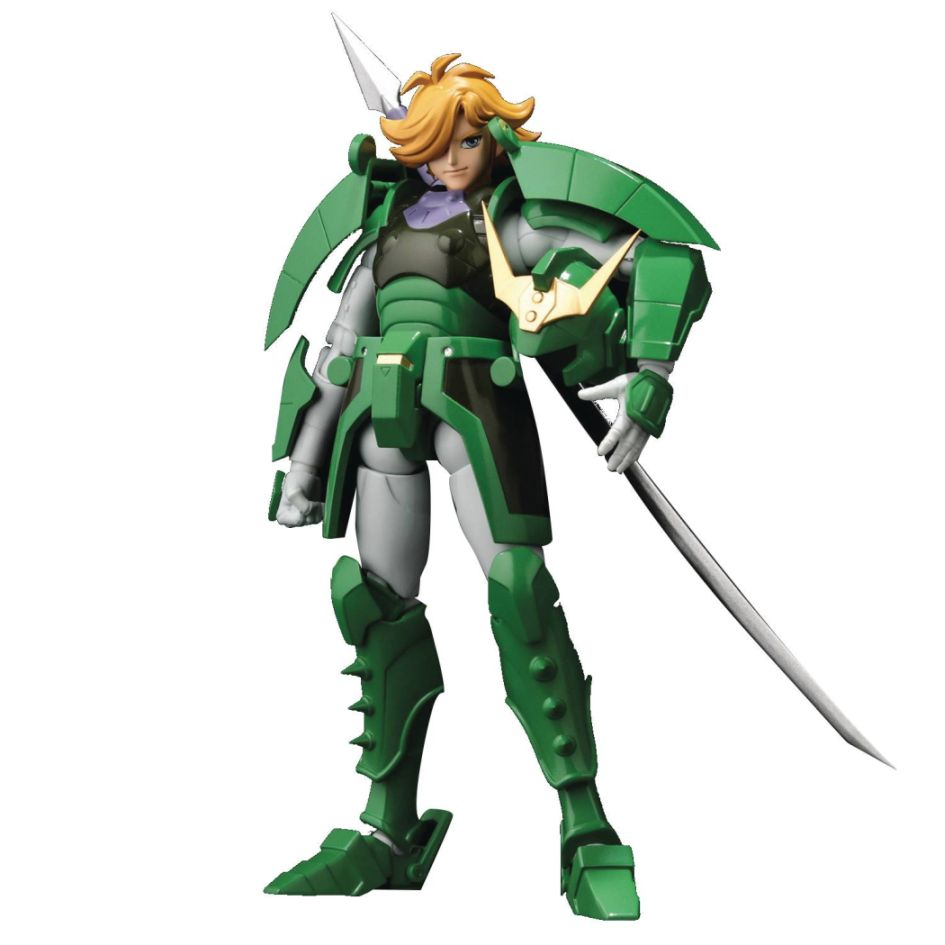 [Pre-Order] Ronin Warriors - Sage of the Halo 1/12 Action Figure